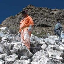 World Bank Contest Winner Whitewashes Peruvian Mountain