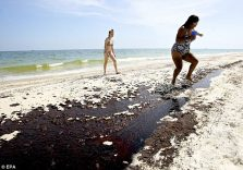 BP OIl Spill- Can we go back in the water