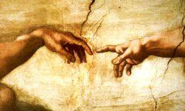 michelangelo-hand-of-god
