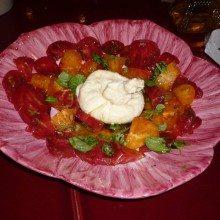 organic heirloom tomatoes, organic food, chemical free food