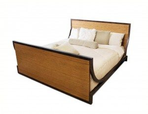 "Jill salisbury ASID Illinois Design Excellence Award for her design of el: Environmental Language ""Crescendo"" bed"