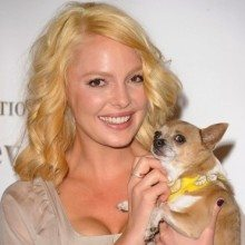 Katherine Heigl gives $1 million dollars to the Debus Heigl Foundation