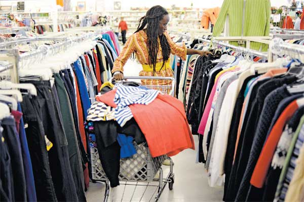Best retail clothing stores to work for