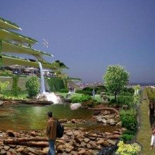 Live Green with Less not More Eco Village with Sxyzicity Architecture by James Chuda