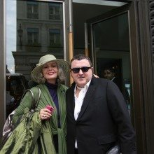 Lanvin is timeless and elegant thanks to Alber Elbaz