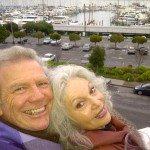 James and Nancy Chuda visit the Casa Madrona Hotel