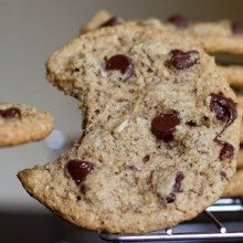 LuxEcoLiving_vegan_chocolate_chip_cookie