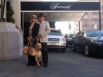The Fairmont Hotel San Francisco Hosts Travels with Journey