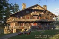 The Point: Reliving a Great Camp in the Adirondacks its Magic and History