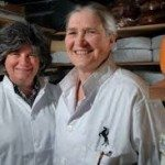 Peggy and Sue earned their 10 gallon hats. Founders of Cowgirl Creamery Cheese. Photo credit Cowgirl Creamery