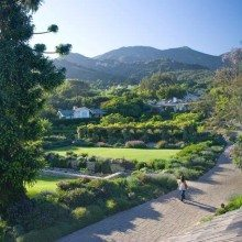 Travels with Journey: The San Ysidro Ranch is a 5 paw resort