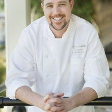 Executive Chef Justin Everett at Murray Circle is one of the World's Best