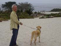 Travels with Journey: The Carmel Country Inn by the Sea is Pet Perfect