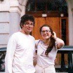 George and Irina:Love Story:Youth