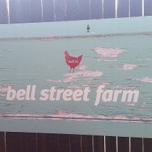 Bell Street Farm Cafe in Los Alamos is one of the Best Organic Restaurants in California