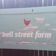 Sign Bell street Farm
