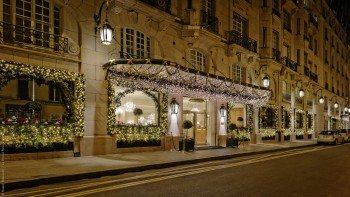 Hotel Le Bristol Rue Du Faubourg St Honore Paris