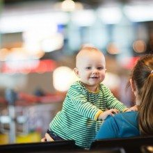 Feeding Infants While Flying