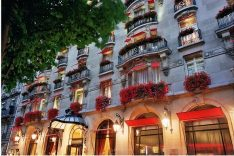 The Plaza Athénée Paris: LuxEcoLiving's Best Hotels in the World