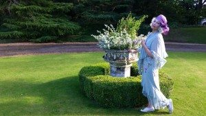 Nancy Downton Abbeyish