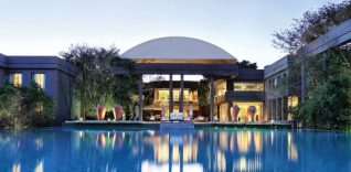 Saxon Villa and Spa Johannesburg South Africa: LuxEcoLiving's Best Hotel in the World