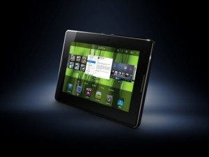 Blackberry's new Playbook