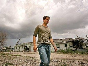 Brad Pitt began the Make It Right Foundation to help recovery efforts from Hurricane Katrina