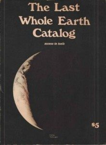 The Whole Earth Catalog 1971 by Stewart Brand