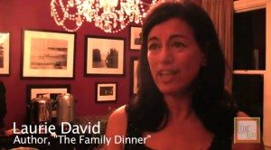 Laurie David's Family DInner Cookbook