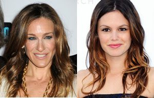 ombre hair hollywood hair trend