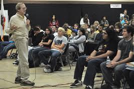 Ken Kragen Hands Across California