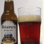 organic beer wolavers ale