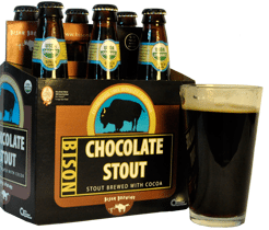 organic beer bison chocolate stout