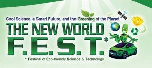 New World Festival of Eco-Friendly Science & Technology