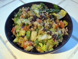 Quinoa Recipe what to eat for spring