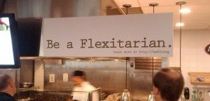 vegetarian, meatless monday, flexitarians