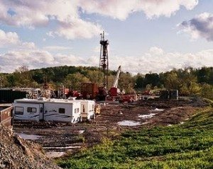 Fracking pollution Shale gas drilling children health