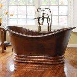 Native Trails copper tub