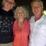 Nancy,Michael and Jim