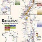 Bourgogne Map