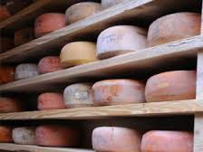 Antonelli's Cheese Cellar can rival and of the great ones in France... only these are Texas cows and goats competing for francs on the dollar.