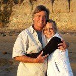 John and Olivia Beach day 1