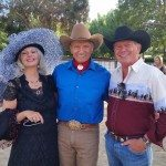 Monty Roberts Nancy and Jim