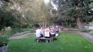 Buttonwood Gardens dinner