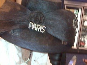 Nancy Paris Hat Airport