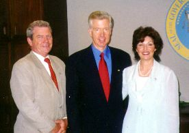Davis Gray, Nancy, and Jim