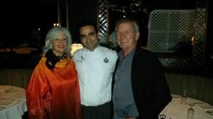 Chuda and Chef