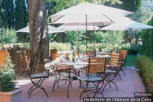 Hostellerie de lAbbaye de la Celle-3